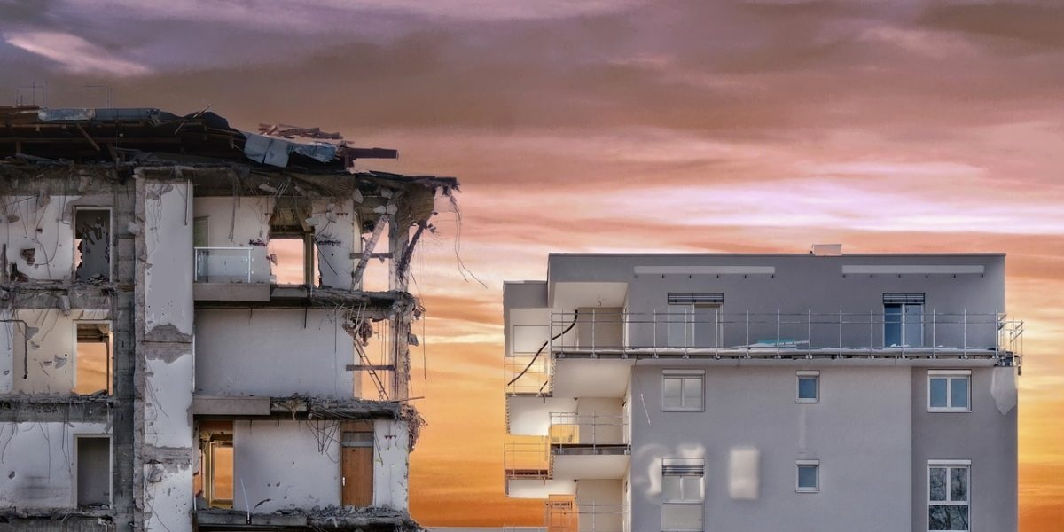 Superbonus100 demolizione ricostruzione