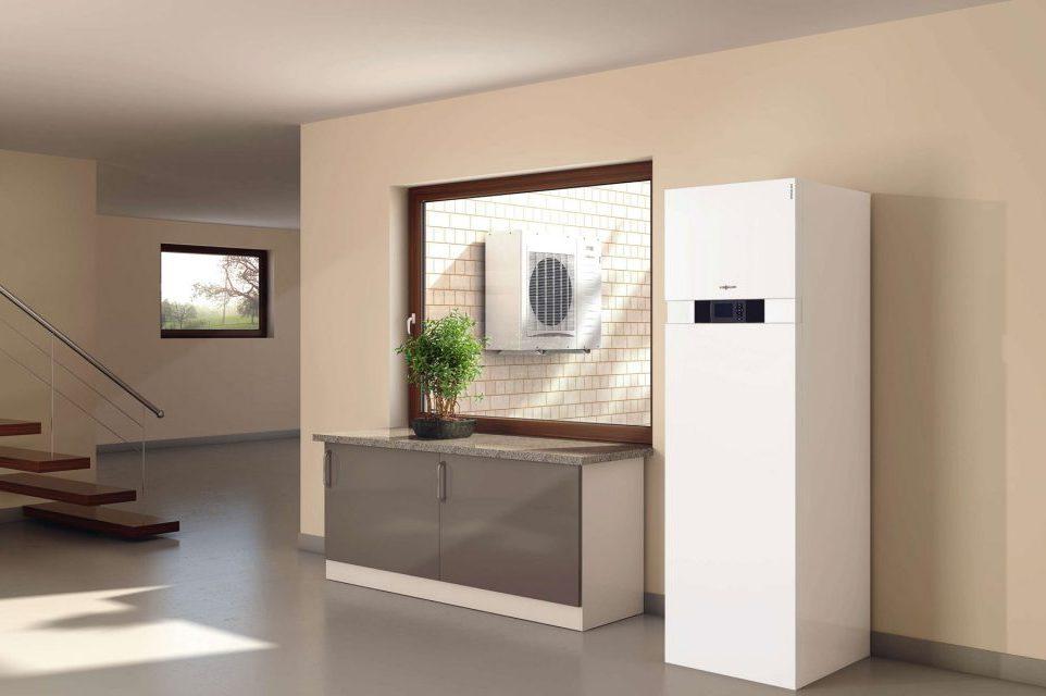 Pompe di calore per case più efficienti e green