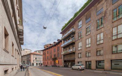 Via Visconti di Modrone 18, Milano